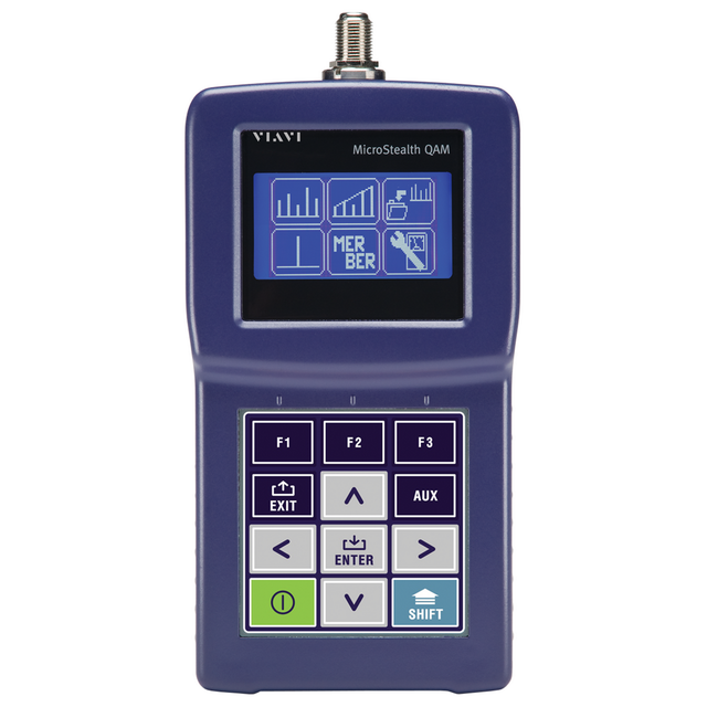 MSQ Handheld QAM Signal Level Meter