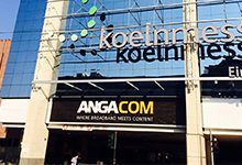 Successful presentation at ANGA.COM