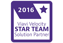 Ibis Instruments won Viavi Star Team Award for FY16